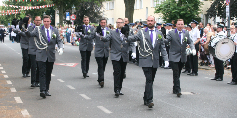3. Jägerkompanie Lörick 2014