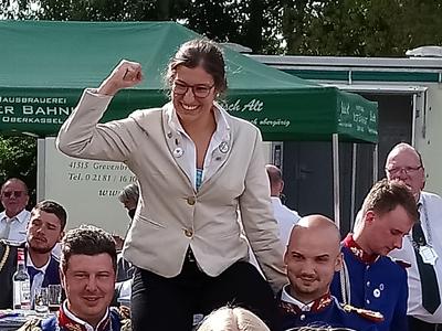 Jungschützenkönigspaar 2019/2020
