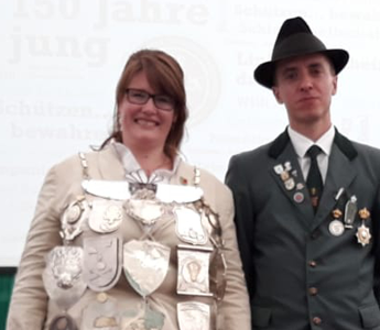Regimentskönigin 2019/2020